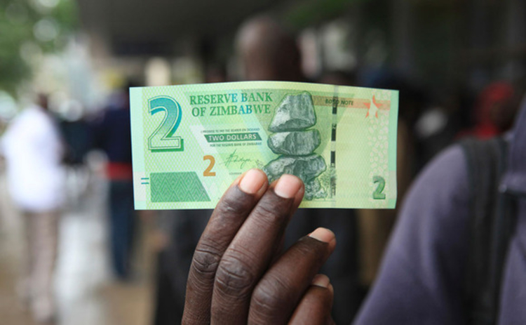 Zimbabwe bond note